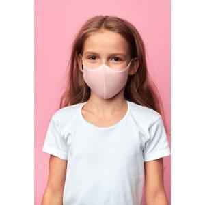 Soft Stretch Mask blass hellrosa Kinder