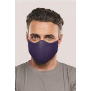 Soft Stretch Mask navy Erwachsene
