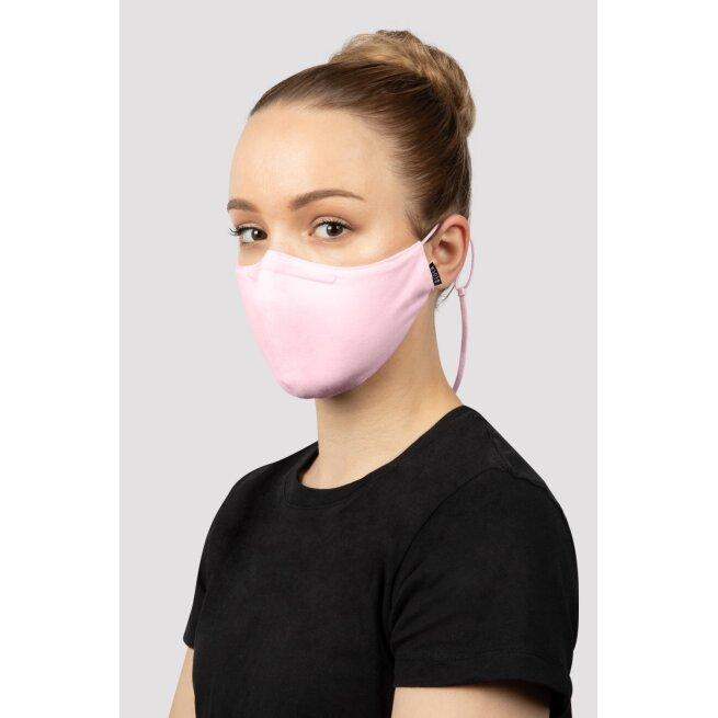 Stretch-Maske m. Nasenbügel