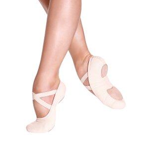 Ballettschuhe elastisch