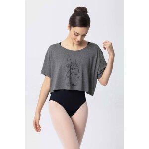 Top Ballett-Motiv