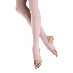Strumpfhose mit Steg ballet pink