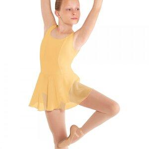 Ballettkleid m. Wickelrock