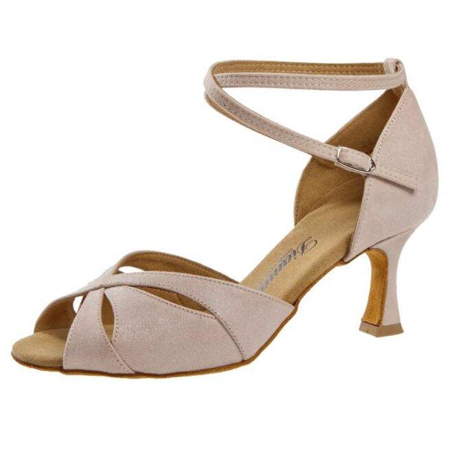 Sandalette nude silber Reflex